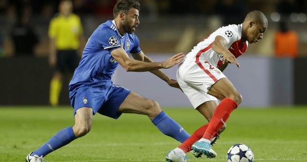As it happened: Monaco v Juventus, Champions League semi-final