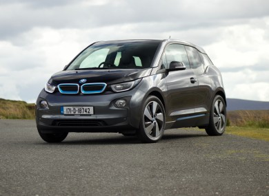 The Electric Bmw I3 Rex Has A Battery That Just Won T Quit But It