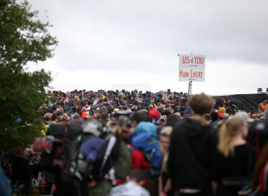 Man dies at Body and Soul music festival in Westmeath · TheJournal ie