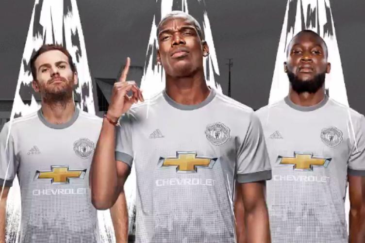 Man United Launch New Fan Designed Grey Third Kit For 2017 18 Season