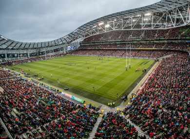 A record 45,566 attended last year's final in Dublin.