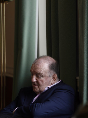 Broadcaster George Hook came under fire after making controversial comments on air on Friday.