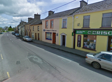 Ballineen village in Cork.