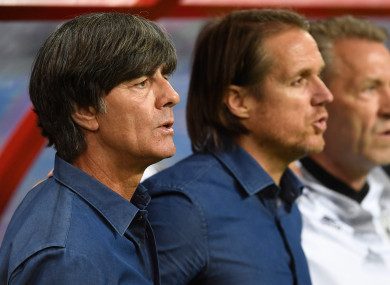 Germany manager Joachim Löw.