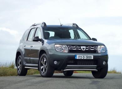 review the dacia duster is a no nonsense suv with some proper off road capabilities. Black Bedroom Furniture Sets. Home Design Ideas