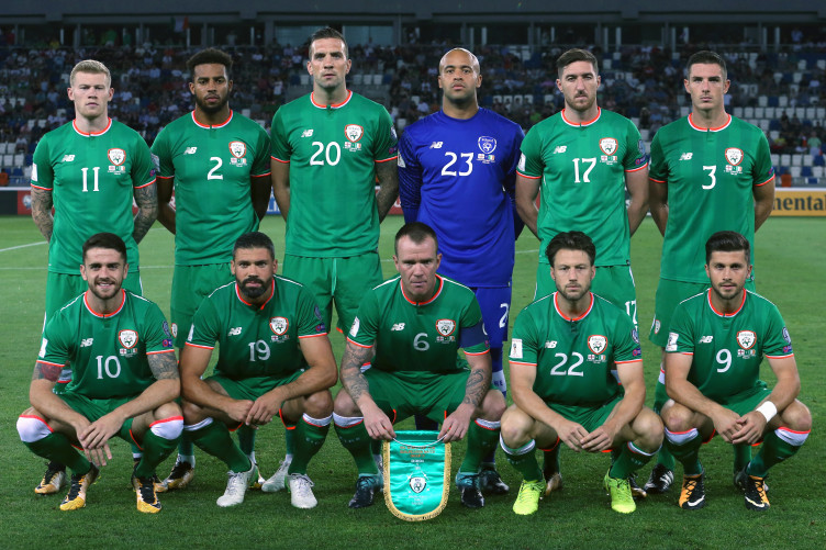 45438972c42 Here s what the Ireland team to face Serbia should be · The42