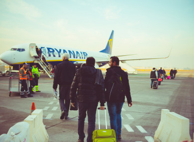 Only One Small Bag To Be Permitted On Board As Ryanair Axes Second Free Carry Policy