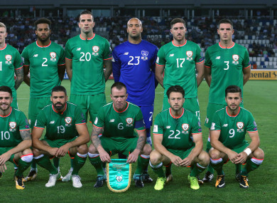 Last Month S Disappointing Results Have Left Ireland With An Uphill Task To Qualify