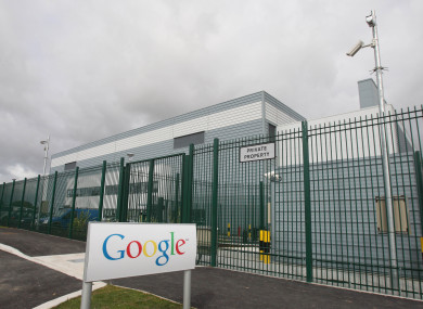 Google data centre, Dublin