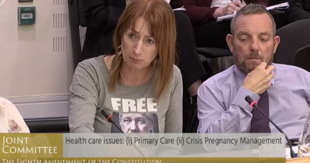 'These are the cases that keep us up at night' - GPs tell politicians about crisis pregnancy