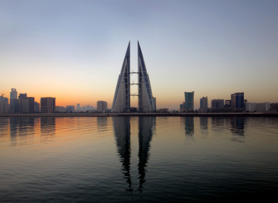 Bahrain is an archipelago made up of more than 30 islands.