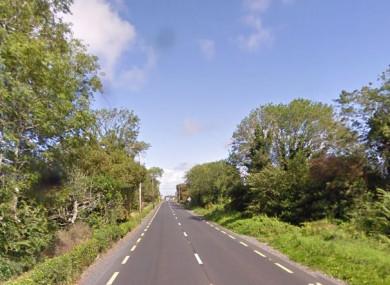 N15 Sligo to Donegal Road