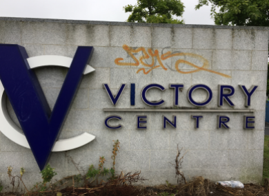 The Victory Centre in Firhouse.