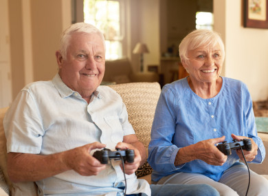 Study shows video games could cut dementia risk in seniors