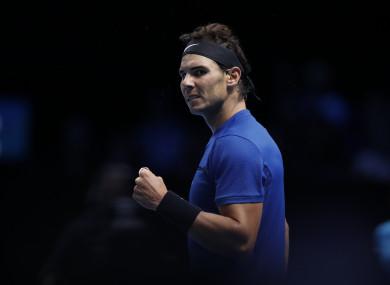 Nadal (file photo).