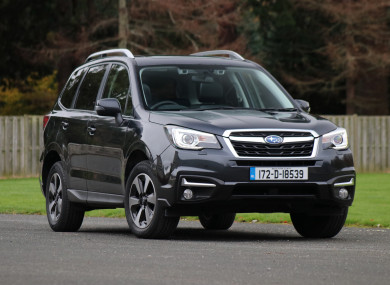 Review: The Subaru Forester doesn't look like much - but you