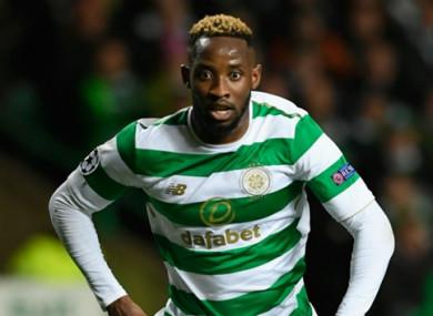 sale retailer 0b6dd 3a5d9 The plan can change' - Celtic star Moussa Dembele drops ...