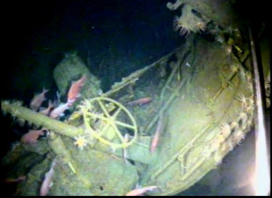 The wreckage was found by the Fugro Equator, a ship also used to search for missing Malaysia Airlines flight MH370.