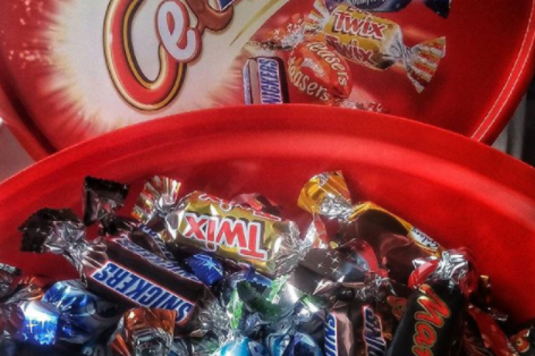Every Sweet In The Celebrations Tin Ranked From Worst To Best