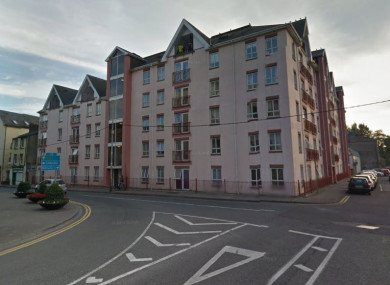 Tenants at the Leeside Apartments are set to be evicted.