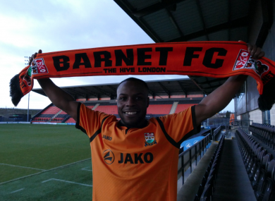 c65d9dfefff Bohs midfielder Fuad Sule the latest LOI star to make the move across the  water
