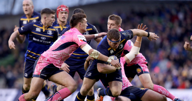 As it happened: Leinster vs Exeter Chiefs, Champions Cup
