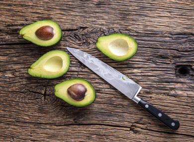 Doctors have said that people need to be aware of the dangers of cutting an avocado.