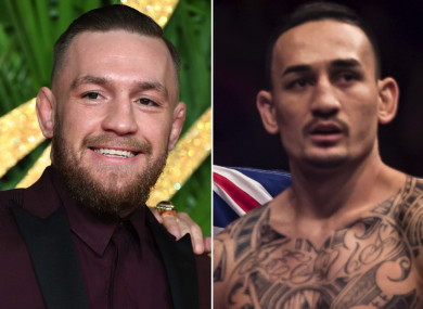 Forty-eight hours before Conor McGregor attended a Fashion Awards ceremony in London, Max Holloway defended his UFC featherweight title.