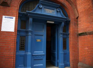 Dublin Coroner's Court