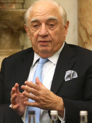 Peter Sutherland was an important figure in many areas of Irish life.