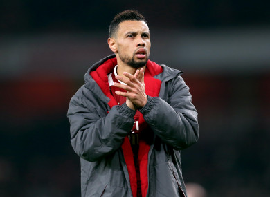 Arsenal's Francis Coquelin is set to join Valencia.
