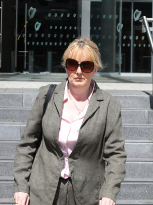 Garda Detective Eve Doherty