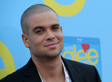 Mark Salling pictured in 2012