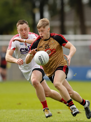 Cork and Down will meet once again in Division 2 this year