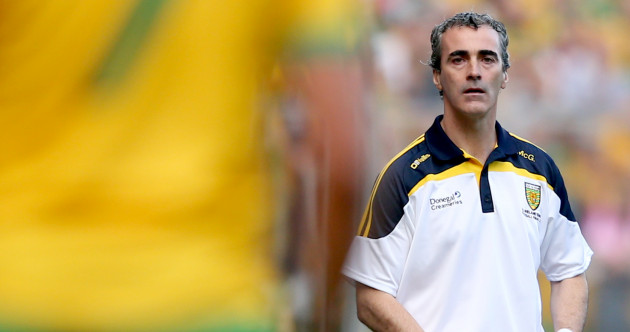 'He's not coming back to the GAA. The Dubs can take a big, deep breath'