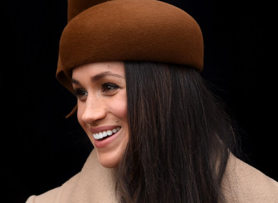 Meghan Markle makes the list at number 5.