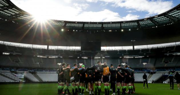 Six Nations opportunity beckons for Joe Schmidt's Ireland in Paris