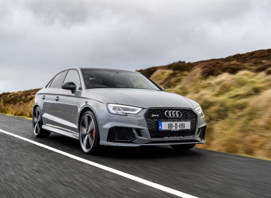 Review The Roaring Audi Rs 3 Feels Like A Supercar And I Didn T