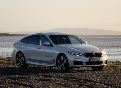 Review The Bmw 6 Series Gt Is One Large Luxurious Limo But Its