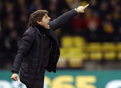 Chelsea manager Antonio Conte has come under pressure due to the team's poor recent results.