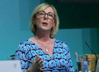 Minister for Social Protection Regina Doherty