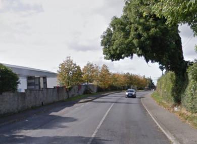 File photo of Dublin Road in Kildare