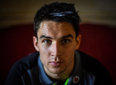 Carbery came off the bench in Ireland's wins over Italy and Wales.