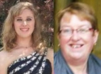 Louise Clancy and her mother Geraldine died in the 2015 crash.