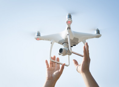 b3a5b0655f3 The government is going to use drones to crack down on illegal dumping