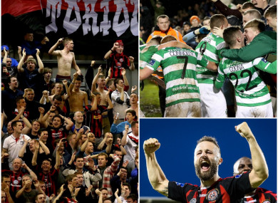 Bohs and Rovers share a unique rivalry in Irish football.