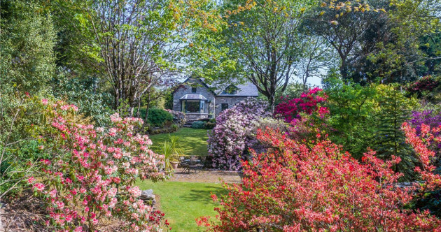 Escape the ordinary in this Kerry cottage with award-winning gardens