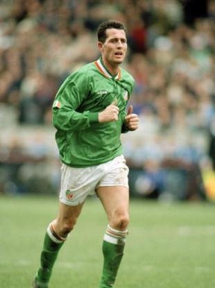 Liam O'Brien earned 16 caps for Ireland.
