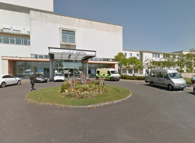 The man died at Connolly Memorial Hospital in Dublin in July 2016.