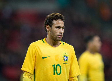 Brazil given major World Cup boost as Neymar to return in